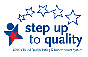 Logo for Step Up To Quality