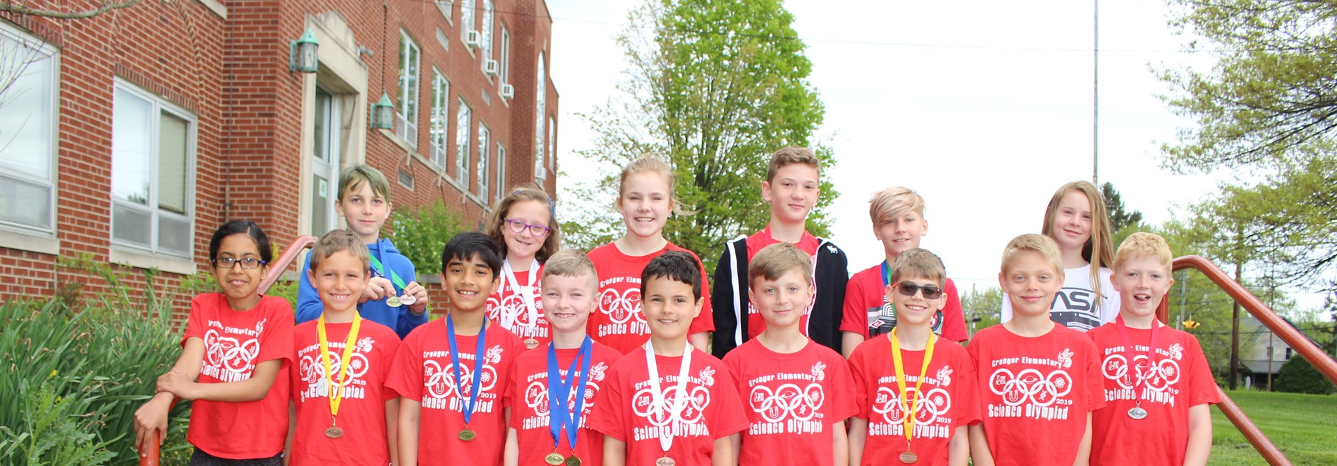 Granger Science Olympiad Red Team