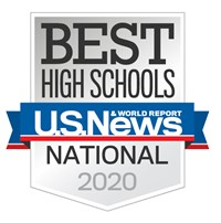 Best High Schools Logo