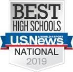 U.S.News Best High Schools 2019