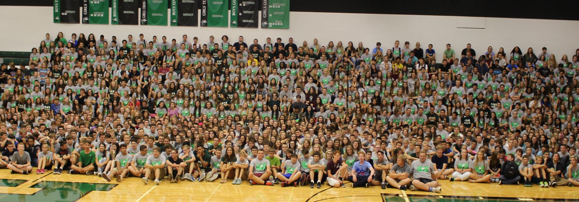 2016-17 HHS Student Body