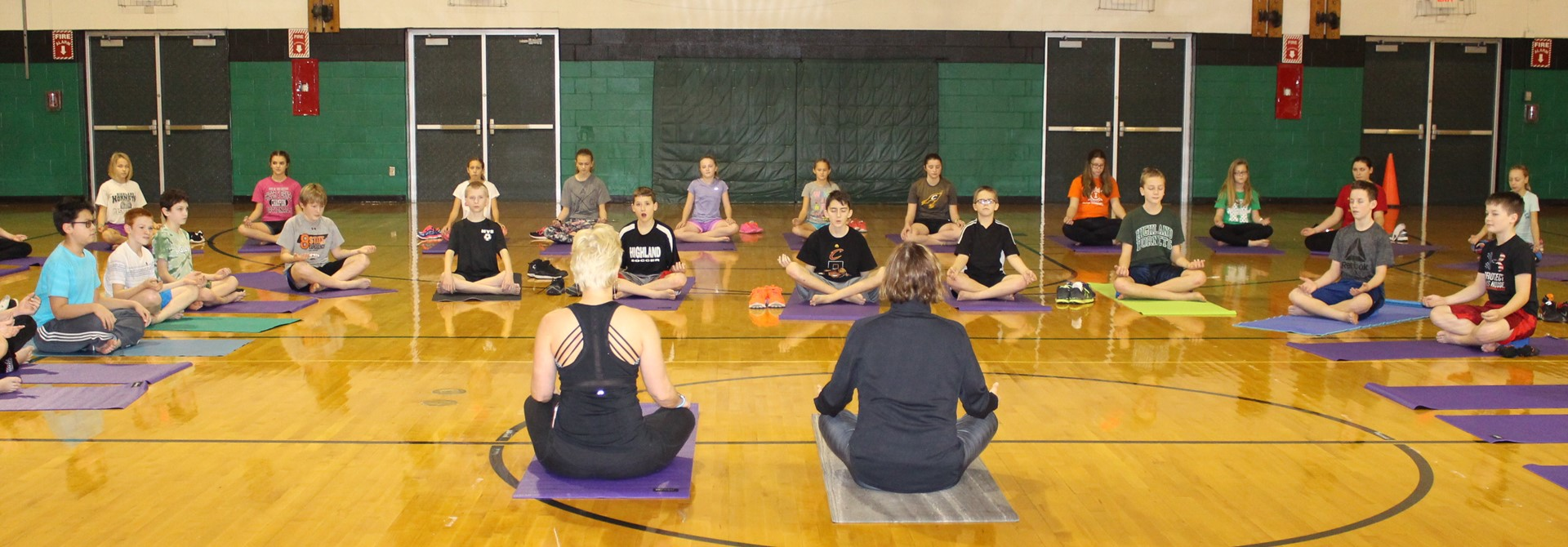 Yoga and Mindfulness Program