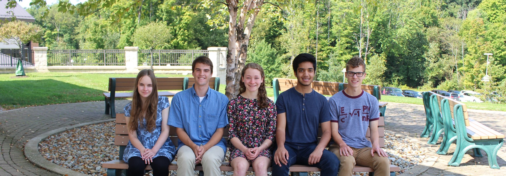 HHS National Merit Semifinalists
