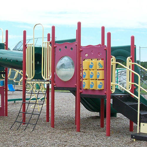 Playground Equipment at Granger
