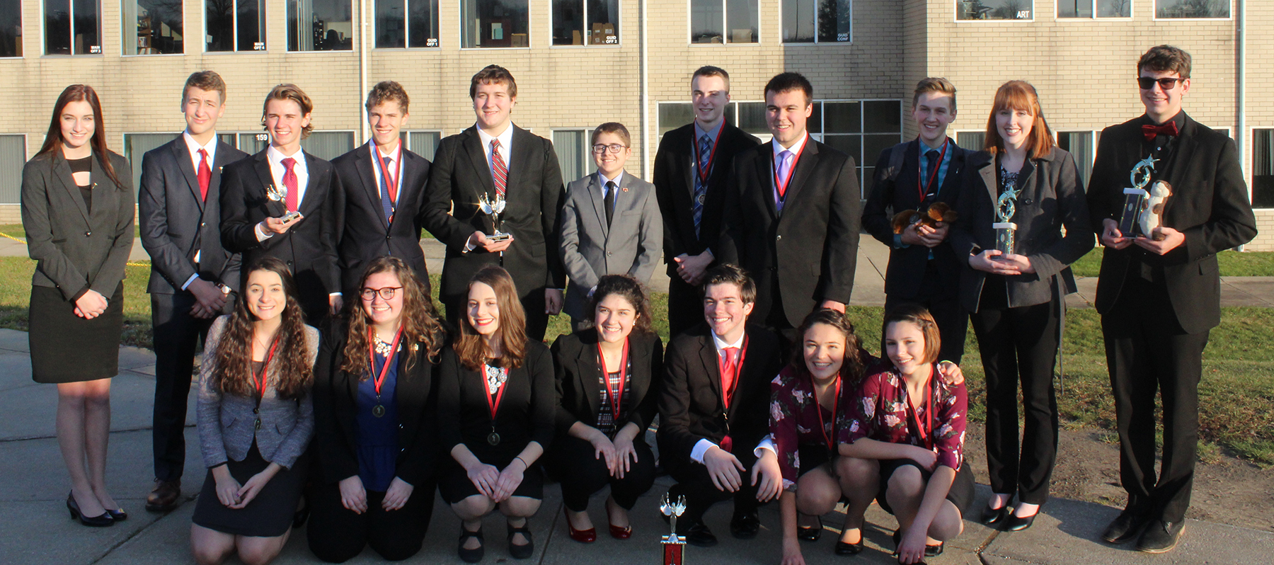 Speech Winners from Stow Tourney
